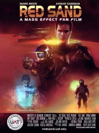 Poster of Red Sand: A Mass Effect Fan Film