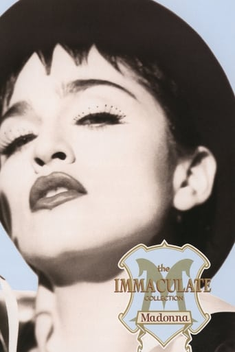 Poster of Madonna: The Immaculate Collection