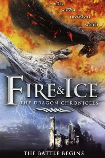 Poster of Fire and Ice: The Dragon Chronicles