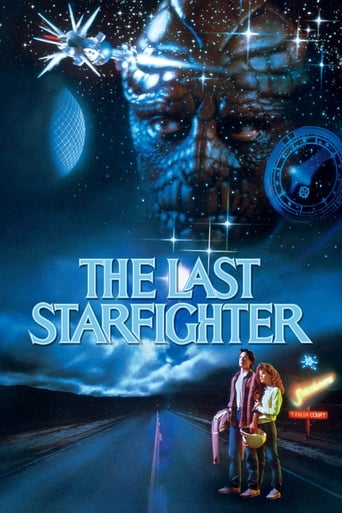Poster of The Last Starfighter