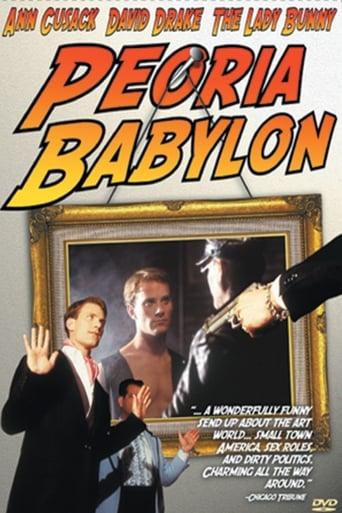 Poster of Peoria Babylon