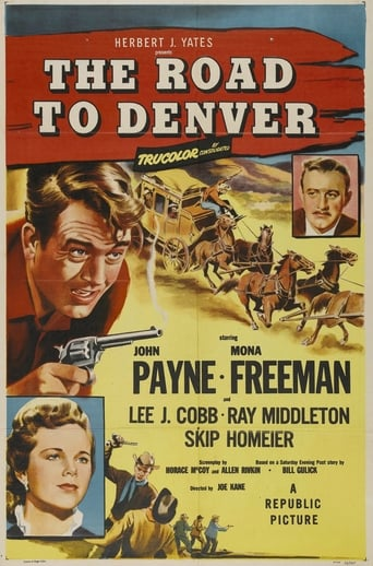 Poster of The Road to Denver