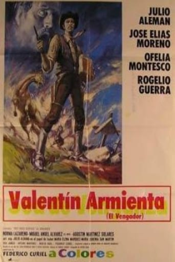 Valentín Armienta, el vengador