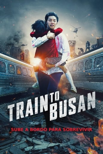 Poster of Train to Busan