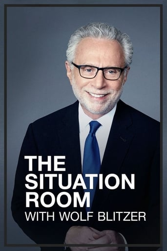 Poster of The Situation Room With Wolf Blitzer
