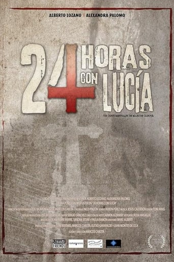 Poster of 24 Hours with Lucia