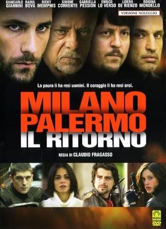 Poster of Milano-Palermo: Il Ritorno