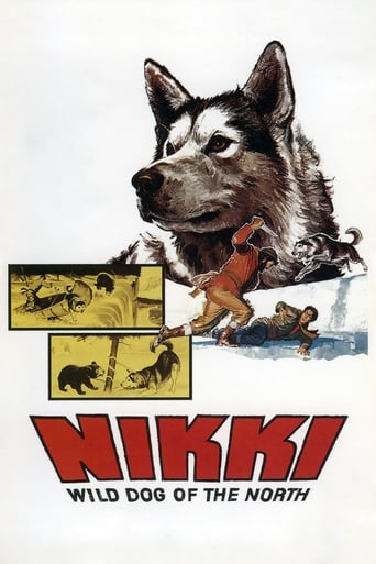 Poster of Nikki, Wild Dog of the North