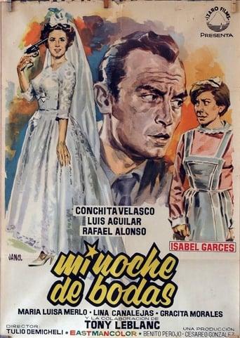 Poster of Mi noche de bodas