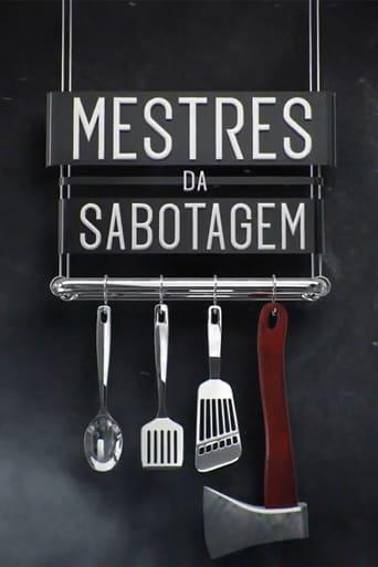 Poster of Mestres da Sabotagem