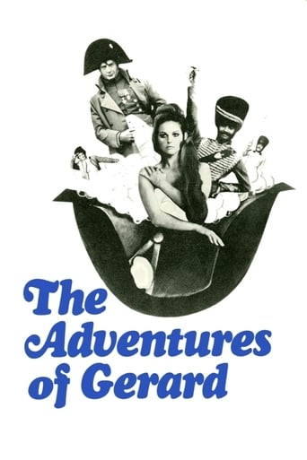 Poster of The Adventures of Gerard
