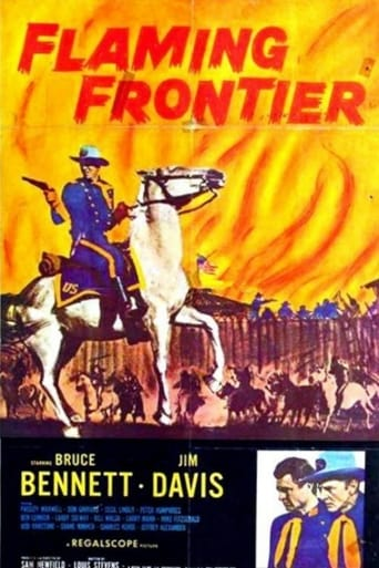 Poster of Flaming Frontier