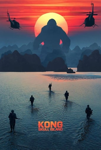 How old was everyone in Kong: Skull Island