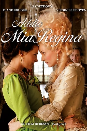 Poster of Addio mia regina