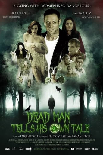 Poster of Dead Man Tells His Own Tale