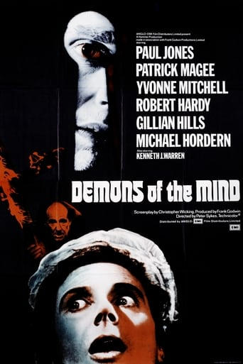 Poster of Demons of the Mind