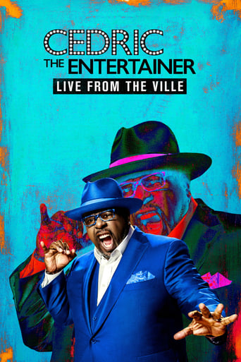 Poster of Cedric the Entertainer: Live from the Ville