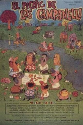 Poster of El picnic de los Campanelli