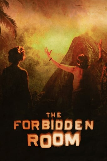 Poster of The Forbidden Room