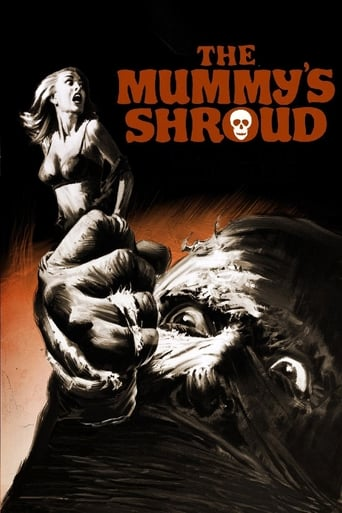 Poster of The Mummy's Shroud