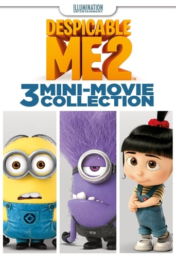 Poster of Despicable Me 2: 3 Mini-Movie Collection