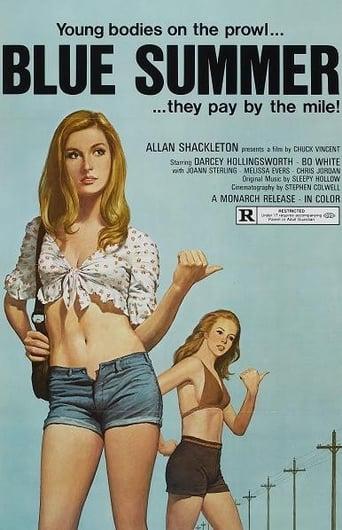 Poster of Blue Summer