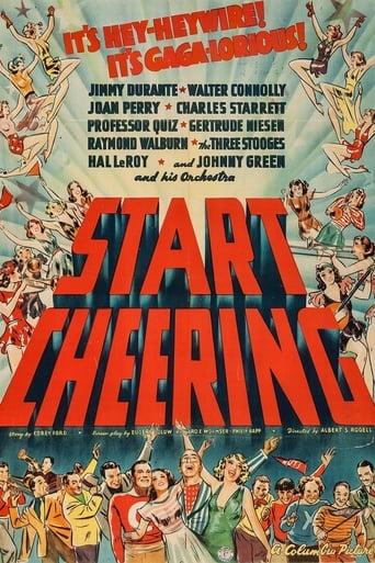 Poster of Start Cheering