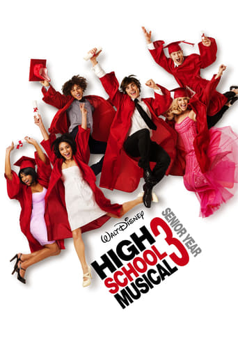 Poster of High School Musical 3: Senior Year