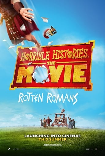 Poster of Horrible Histories: The Movie - Rotten Romans