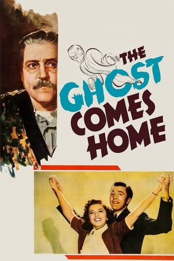 Poster of The Ghost Comes Home