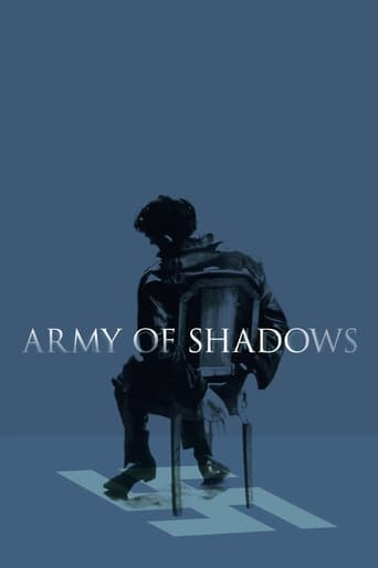 Poster of Army of Shadows