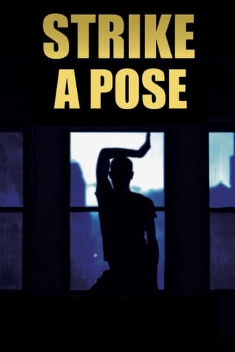 Poster of Strike a Pose