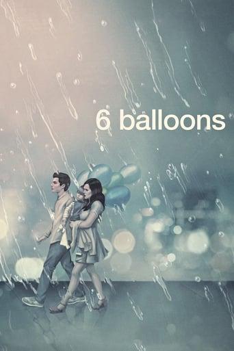 Filmplakat von 6 Ballons
