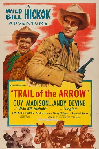 Poster of Trail of the Arrow