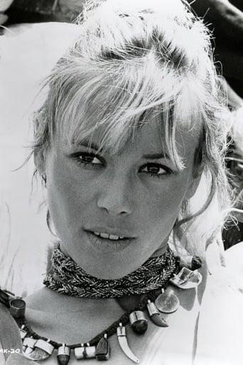 Image of Anita Pallenberg