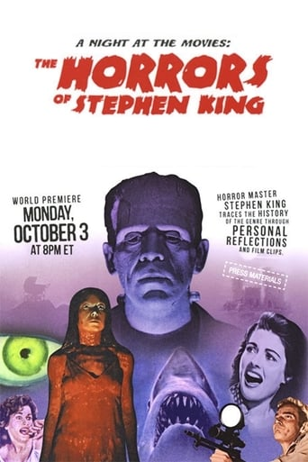 Poster of A Night at the Movies: The Horrors of Stephen King