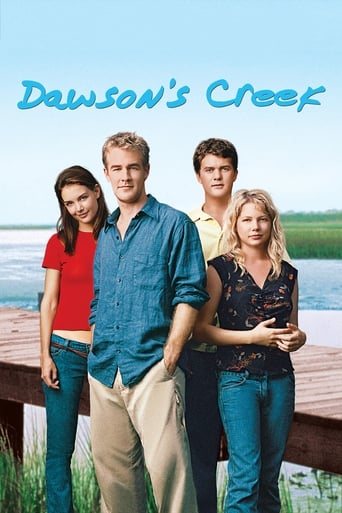 Poster of Dawson's Creek