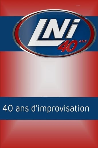 Poster of LNI : 40 ans d'improvisation