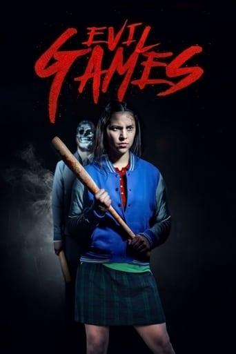 Poster of Evil Games