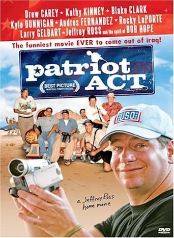 Poster of Patriot Act