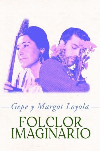 Poster of Gepe y Margot Loyola: Folclor imaginario