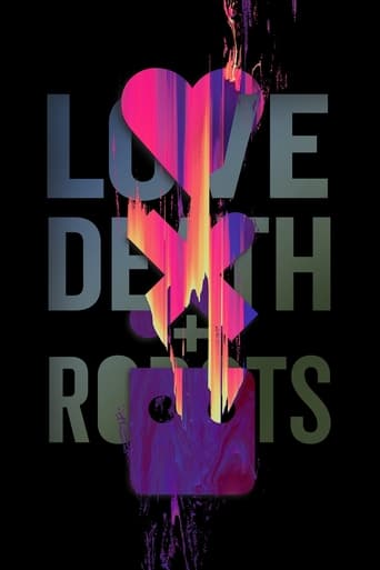 Poster of Love, Death & Robots