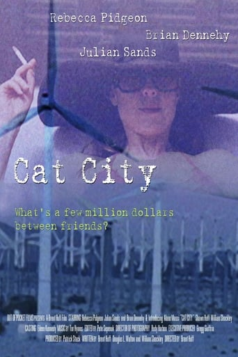 Poster of Cat City