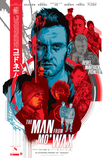 Poster of The Man from Mo'Wax
