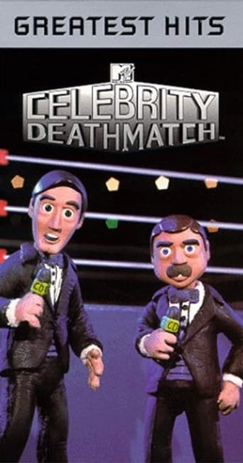 Poster of Celebrity Deathmatch