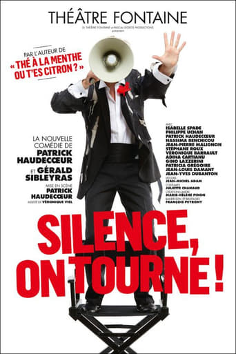Poster of Silence, on tourne !