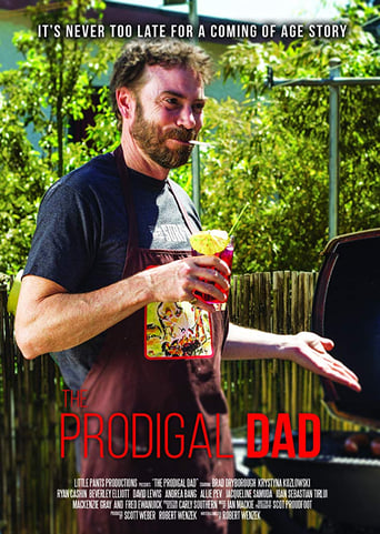 The Prodigal Dad poster