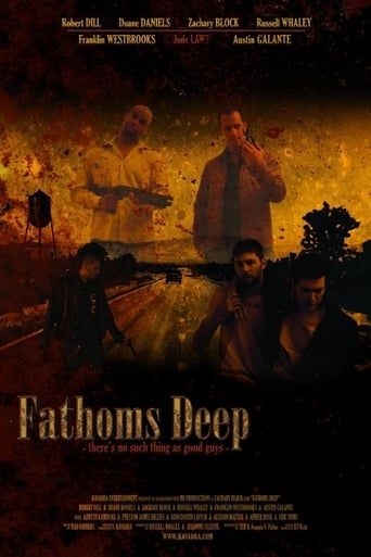 Poster of Fathoms Deep