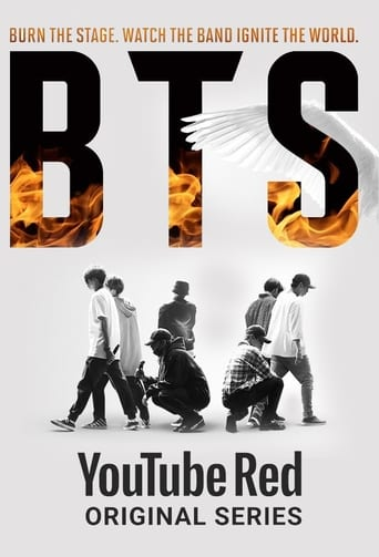 Poster of BTS: Burn the Stage