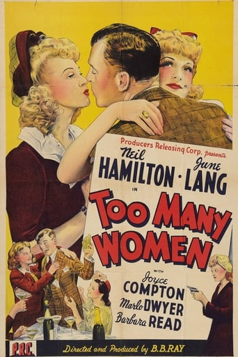 Poster of Too Many Women